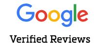 Google verified reviews