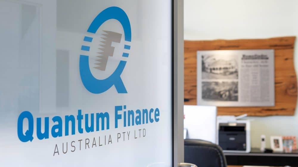 Quantum Finance office.